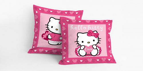 Povlak Hello Kitty Moulin Rouge